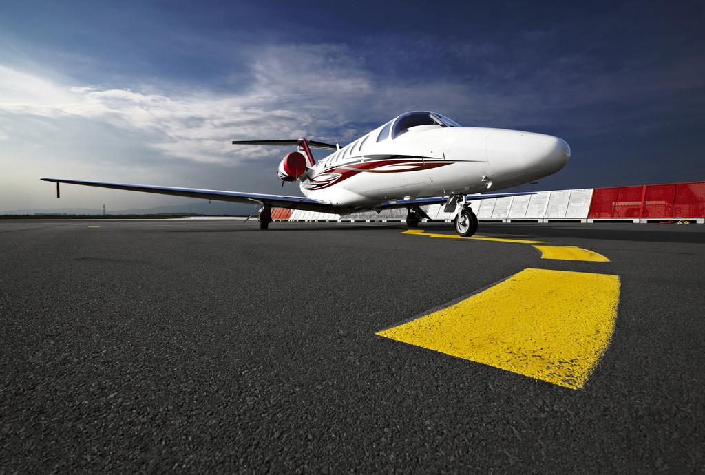 小型飞机称重设备